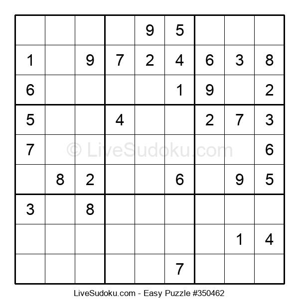 Beginners Puzzle #350462