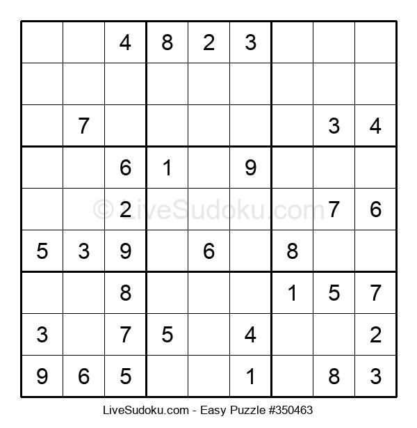 Beginners Puzzle #350463