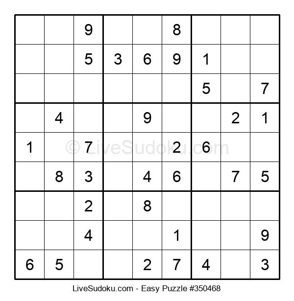 Beginners Puzzle #350468