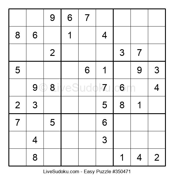 Beginners Puzzle #350471
