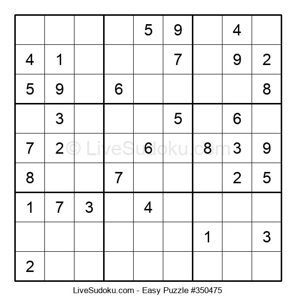 Beginners Puzzle #350475