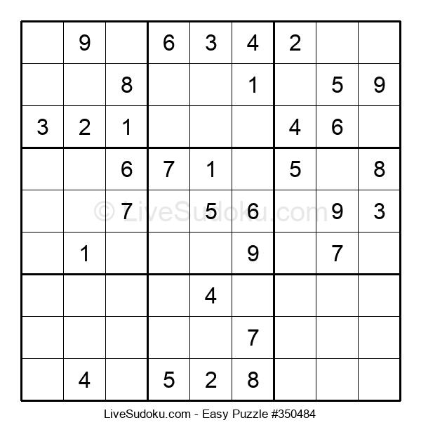 Beginners Puzzle #350484