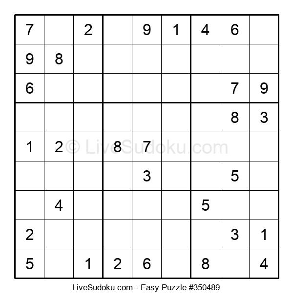 Beginners Puzzle #350489