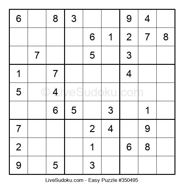 Beginners Puzzle #350495