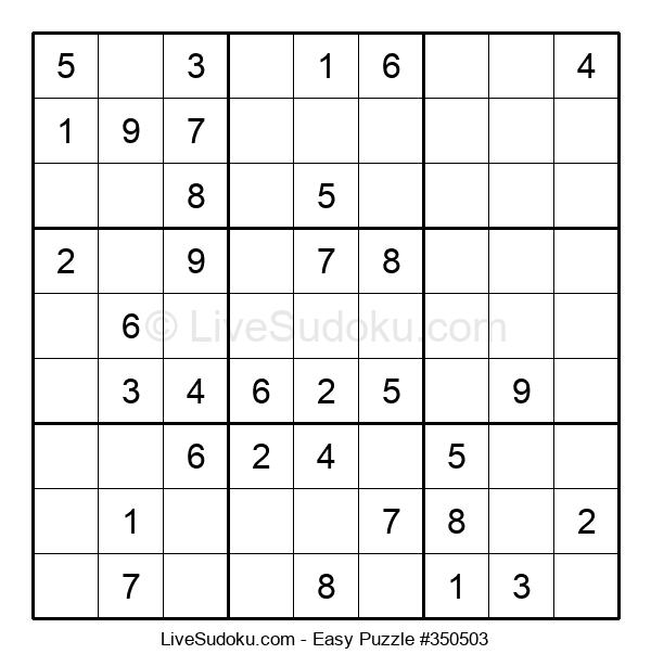Beginners Puzzle #350503
