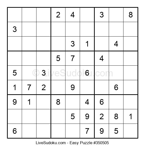 Beginners Puzzle #350505
