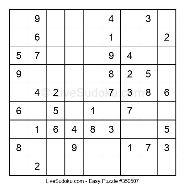 Beginners Puzzle #350507