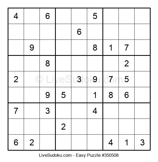 Beginners Puzzle #350508