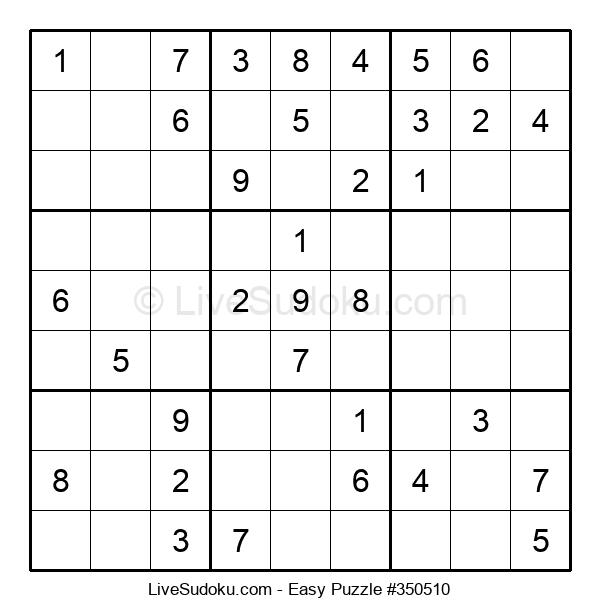Beginners Puzzle #350510