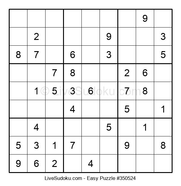 Beginners Puzzle #350524