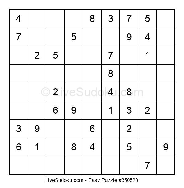 Beginners Puzzle #350528