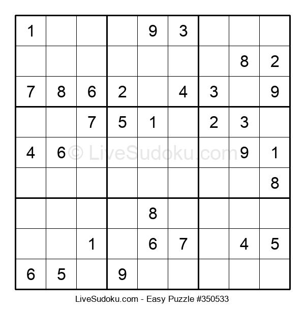 Beginners Puzzle #350533