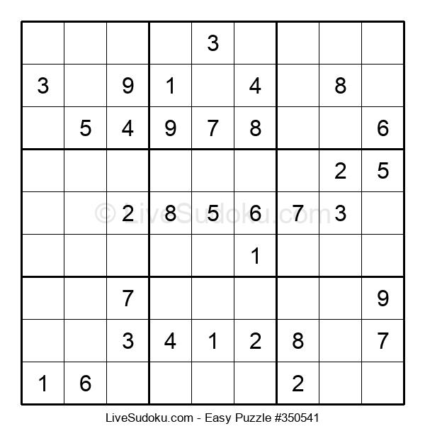 Beginners Puzzle #350541
