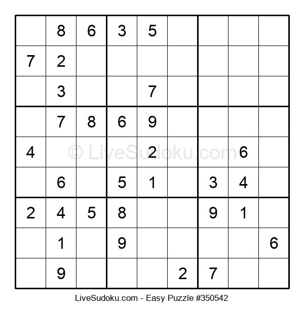 Beginners Puzzle #350542