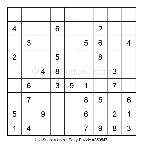 Beginners Puzzle #350547