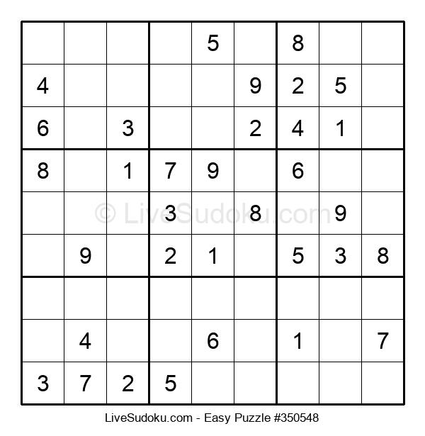 Beginners Puzzle #350548