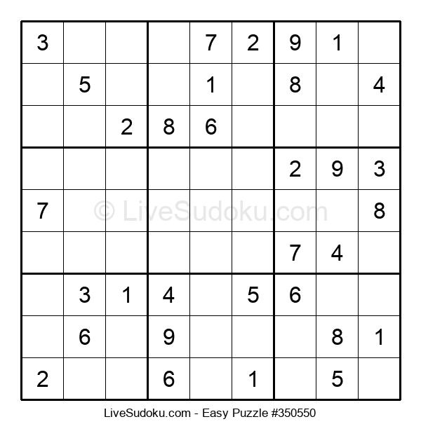 Beginners Puzzle #350550