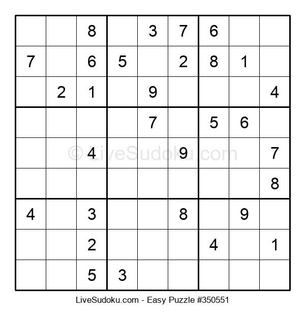 Beginners Puzzle #350551