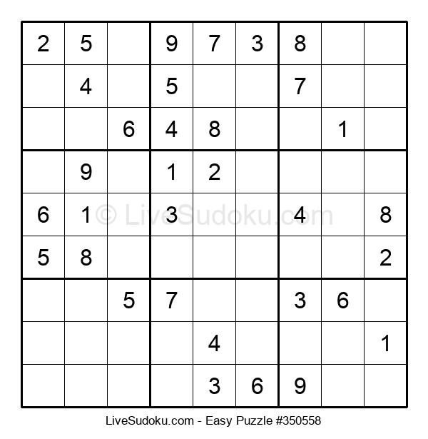 Beginners Puzzle #350558