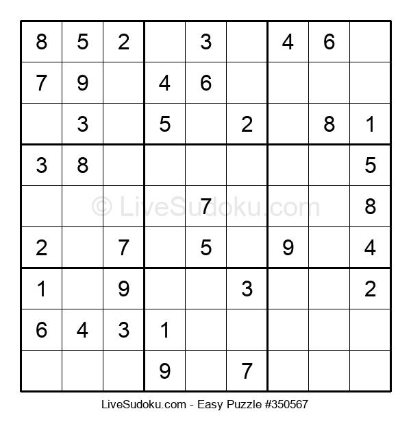 Beginners Puzzle #350567