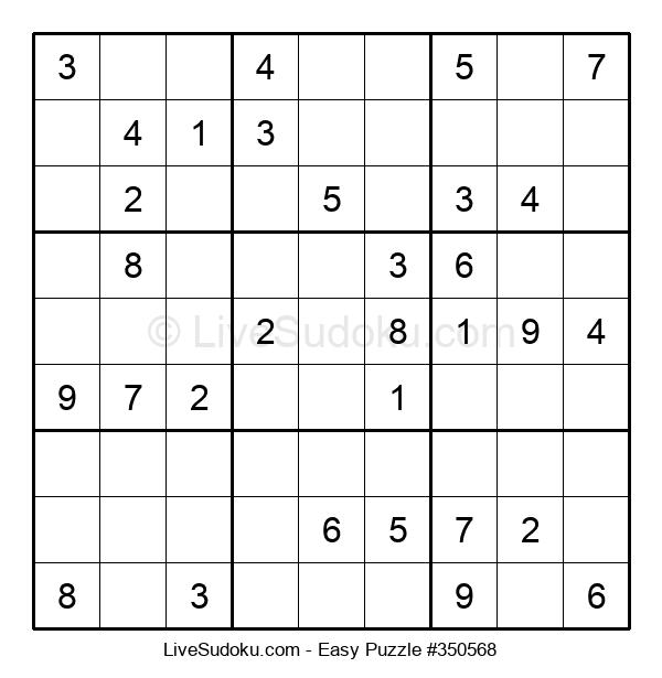 Beginners Puzzle #350568