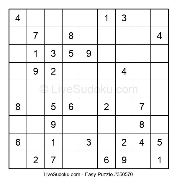Beginners Puzzle #350570