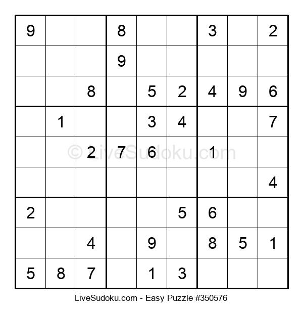 Beginners Puzzle #350576