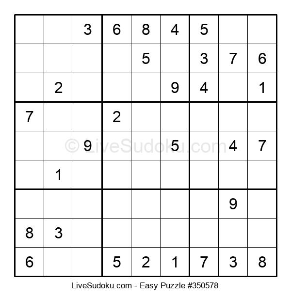 Beginners Puzzle #350578