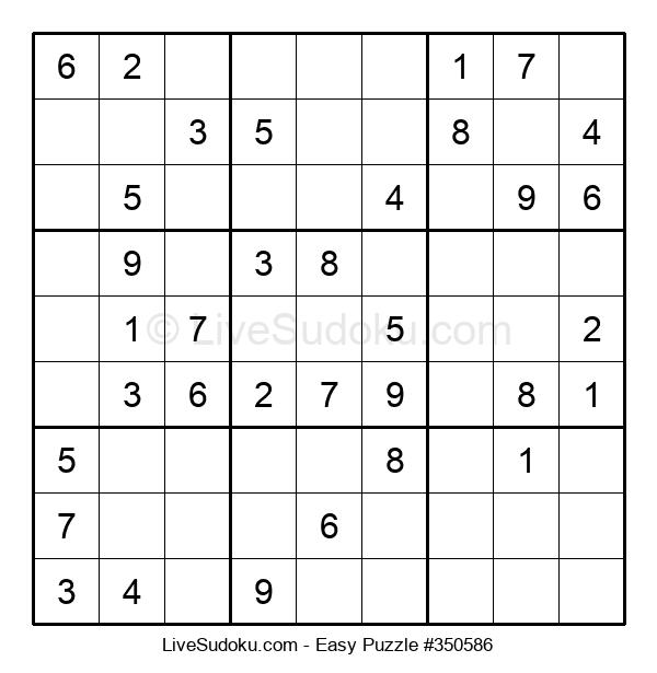 Beginners Puzzle #350586