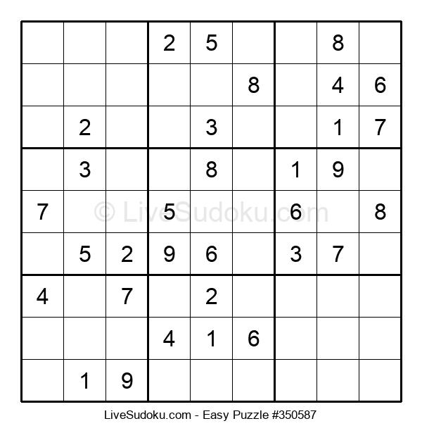 Beginners Puzzle #350587