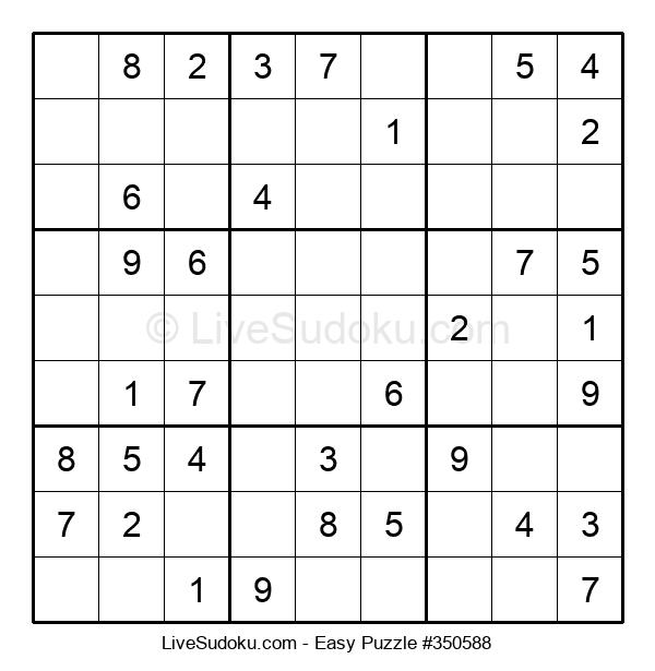 Beginners Puzzle #350588