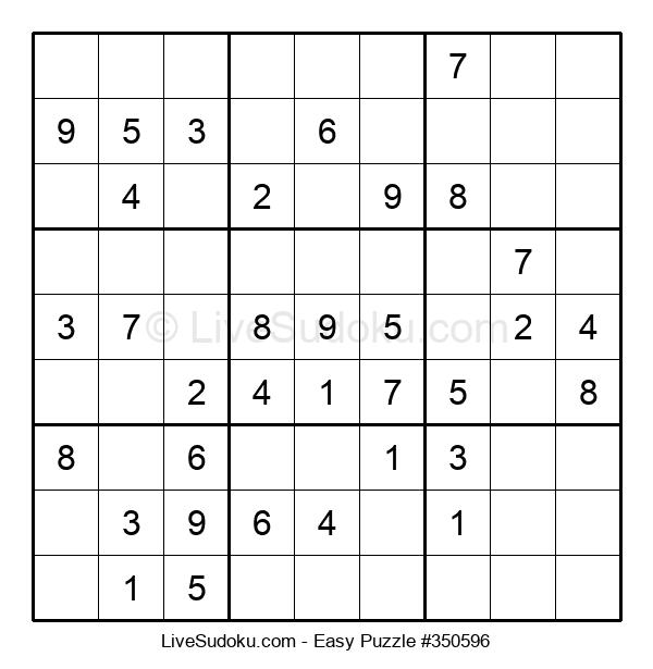 Beginners Puzzle #350596