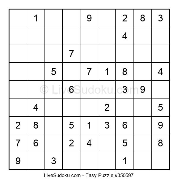 Beginners Puzzle #350597