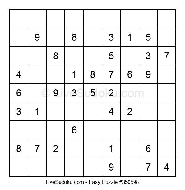 Beginners Puzzle #350598