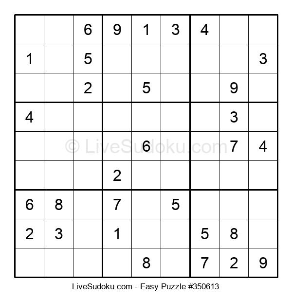 Beginners Puzzle #350613