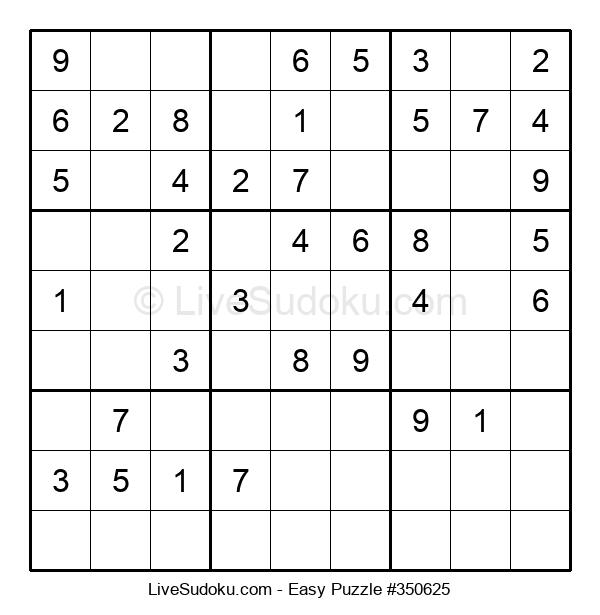 Beginners Puzzle #350625