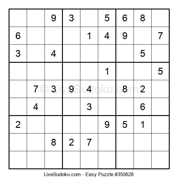 Beginners Puzzle #350628