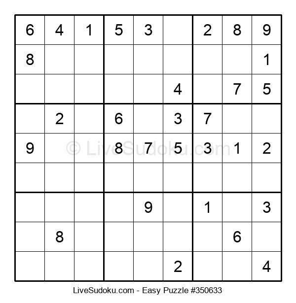 Beginners Puzzle #350633