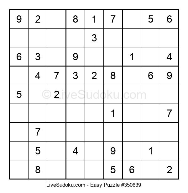 Beginners Puzzle #350639