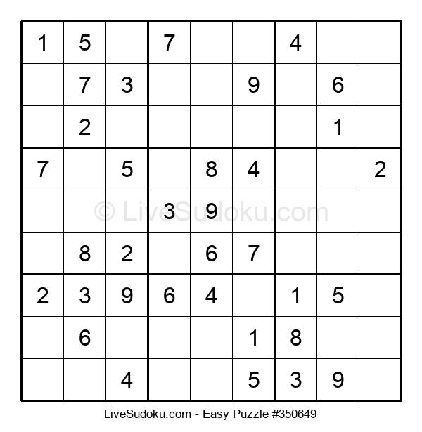Beginners Puzzle #350649