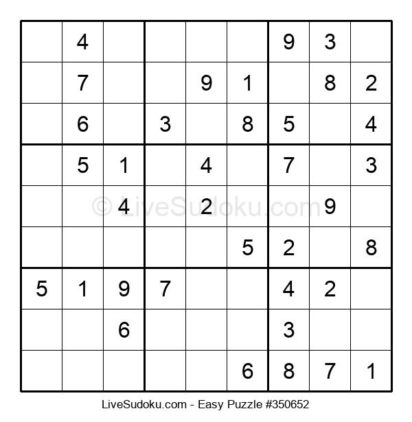 Beginners Puzzle #350652