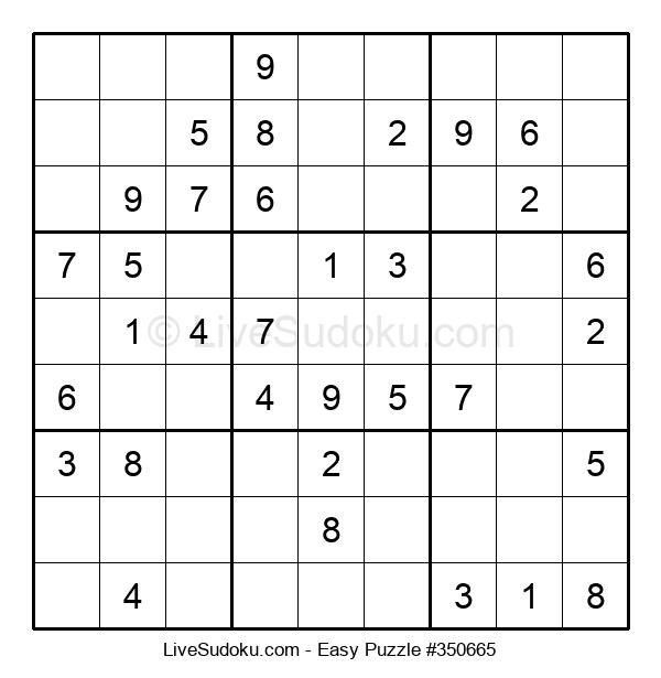 Beginners Puzzle #350665