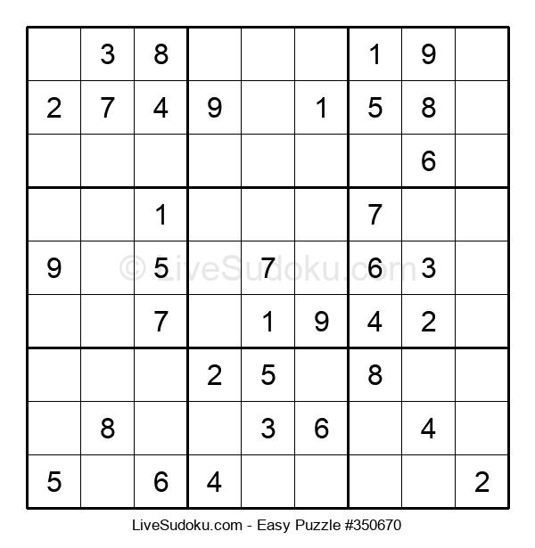 Beginners Puzzle #350670