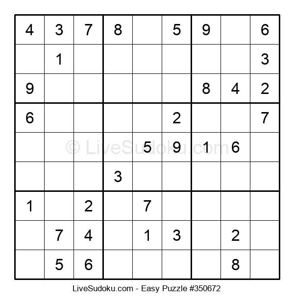 Beginners Puzzle #350672