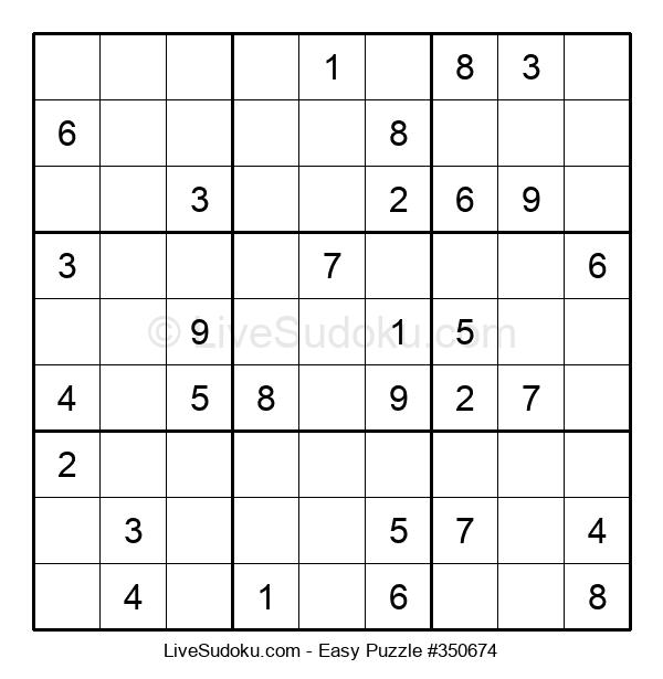 Beginners Puzzle #350674