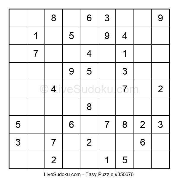 Beginners Puzzle #350676