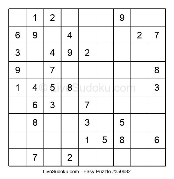Beginners Puzzle #350682