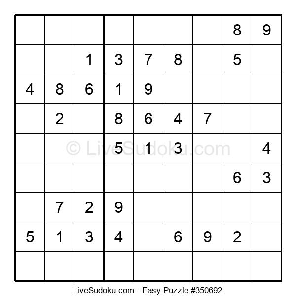 Beginners Puzzle #350692