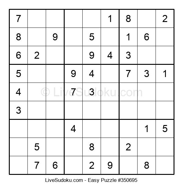 Beginners Puzzle #350695