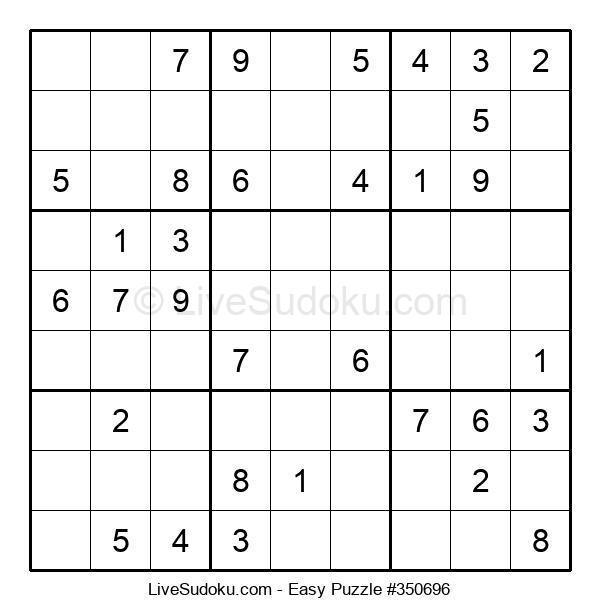 Beginners Puzzle #350696